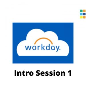 Workday Core HCM Introduction Session 1