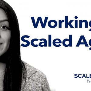 Working At Scaled Agile