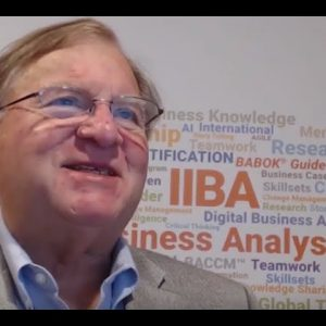 Cybersecurity Analysis Certification with Ken Fulmer, President & CEO, IIBA®