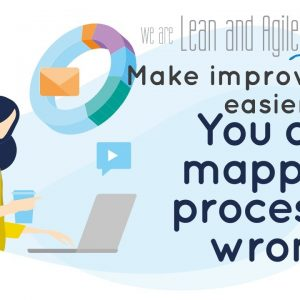 You are mapping processes wrong. See how you can do it much better.