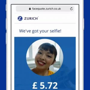 Zurich FaceQuote Goes from Idea to App in Weeks