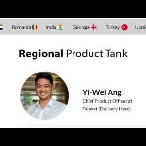 Product Tank Dubai: Building Product Management Teams that Maximize Business Impact