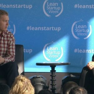 Sam Parr, The Hustle: A Conversation with Sam Parr - Lean Startup Week 2016