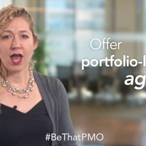 #BeThatPMO with Planview Enterprise