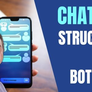 Chatbot Structure and Conversational Flow Must Fit the Chatbot Type