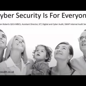 Cyber security is for everyone - Futurefest