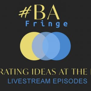 #BAFringe: S1E4 - Coaching, Cybersecurity, 'Calling it out' and what makes a great BA?