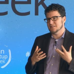 Eric Ries' Opening Remarks at Lean Startup Week, SF Nov 2, 2016