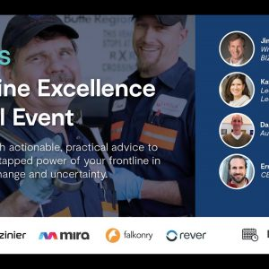 Frontline Excellence Summit Invitation