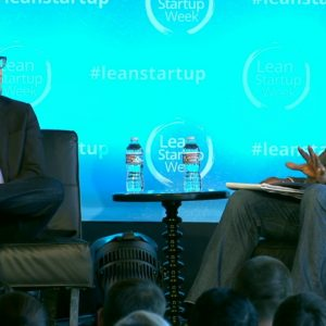 Interview with Eric Ries: The Future of Lean Startup - Lean Startup 2016