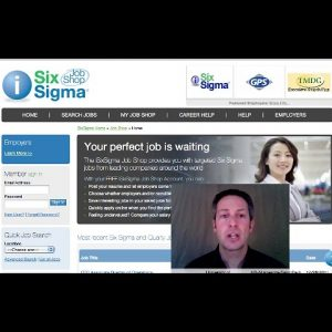 iSixSigma v4 Launch Video