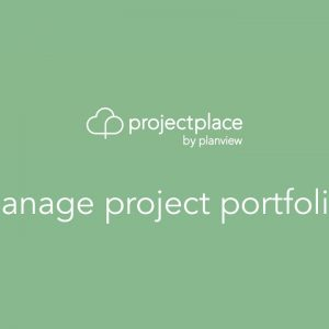 Manage project portfolios