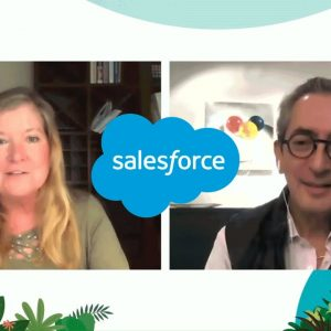 How Zoom Is Creating Community in the Work From Anywhere World | Leading Through Change | Salesforce