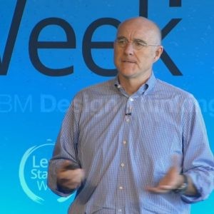 Phil Gilbert, Design Thinking & Lean - Lean Startup Week 2016