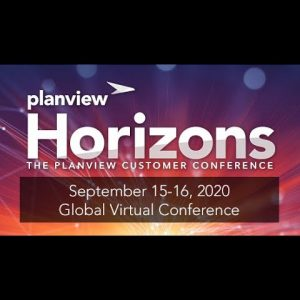 Planview Horizons Goes Virtual