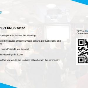 ProductTank Hong Kong #21: How's your product life in 2020?