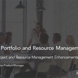 Planview Enterprise One r15 - Inner Circle Project and Resource Management Enhancements