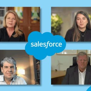 Building Tomorrow's Trusted Workspace With Siemens | Leading Through Change | Salesforce