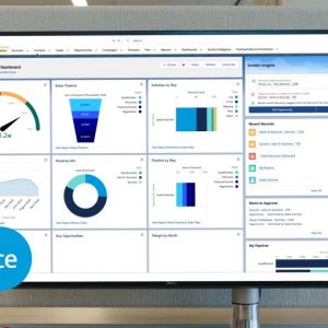 Salesforce Boost Sales Productivity Demo | Salesforce