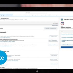 Salesforce Lightning Scheduler Demo | Salesforce