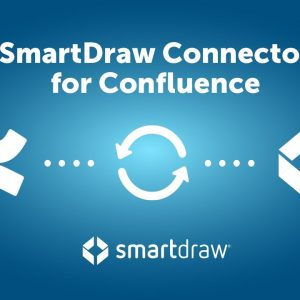 SmartDraw Connector for Confluence