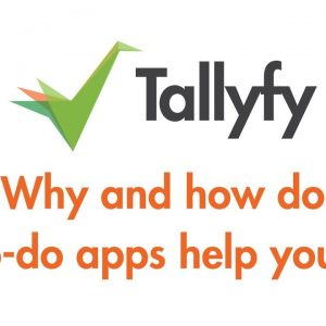 Tallyfy - All about to do apps
