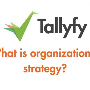 Tallyfy - What is Organizational Strategy?