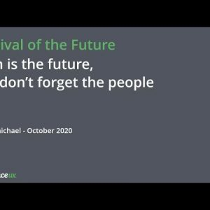 Tech is the future, but don't forget the people - Futurefest