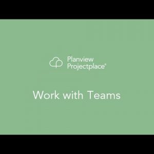 Work with Teams