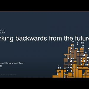 Working backwards from the future - Futurefest