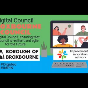 Digital December - Broxbourne Council - Digital Council