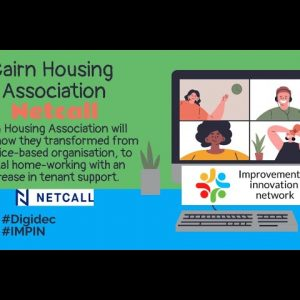 Digital December - Cairn Housing Association