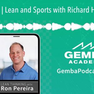 GA 349 | Lean and Sports with Richard Henderson