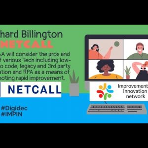 Digital December - Netcall - Every successful innovation… needs a tech toolbox