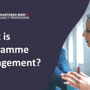 Project Management and Programme Management | What is programme management?