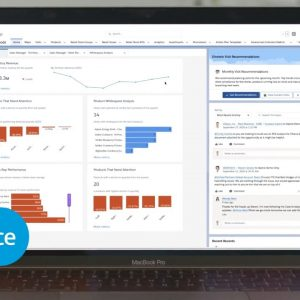 Salesforce Consumer Goods Cloud Demo | Salesforce