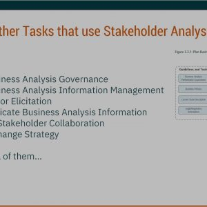 Stakeholder Analysis Overview