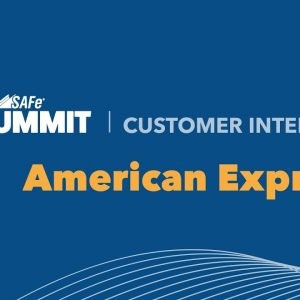 American Express - What it Means to Keep the Trains on Track While Still Debating Value Streams