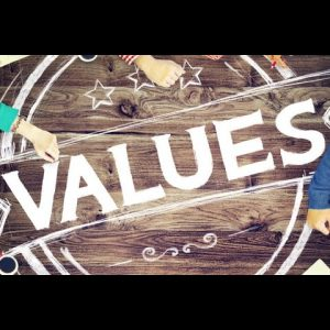 The role of shared values in helping project teams succeed