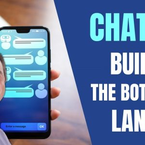 How to Build a Chatbot Using the Landbot Drag-and-Drop Platform (no-coding required)