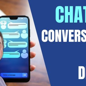Analyze and Design the Conversational Flow for a Chatbot