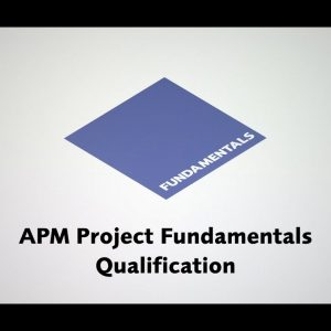 APM Project Fundamentals Qualification