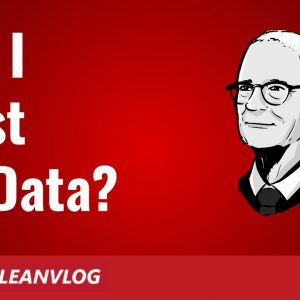 Can I Trust My Data ? - Lean Short Thoughts #1