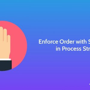 Enforce Order with Stop Tasks in Process Street