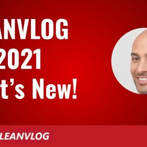 LeanVlog 2021 - What's New! - You to Suggest What You Need