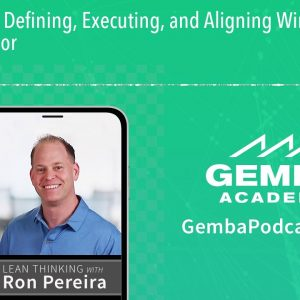 GA 352 | Defining, Executing, and Aligning Winning with Billy Taylor