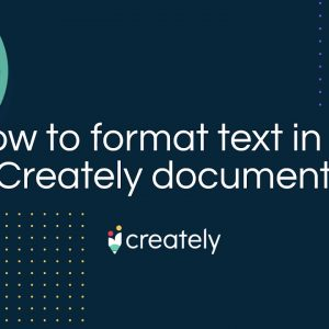 How to Format Text