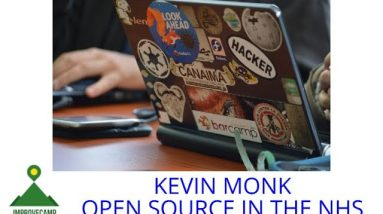 ImproveCamp #2 - Open Source in the NHS with Kevin Monk from Sard JV