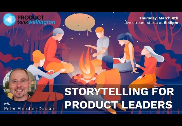 Storytelling for Product Leaders