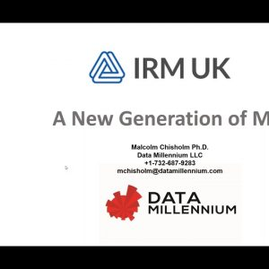 Webinar - A New Generation of MDM